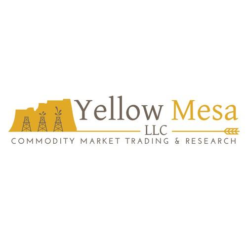Yellow Mesa Logo Design