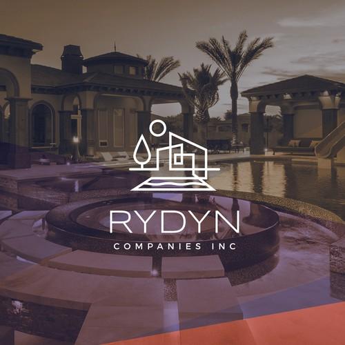 Architect Luxury Home Builder - Logo Design