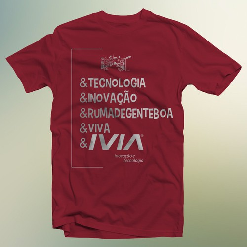 T-Shirt for technology company