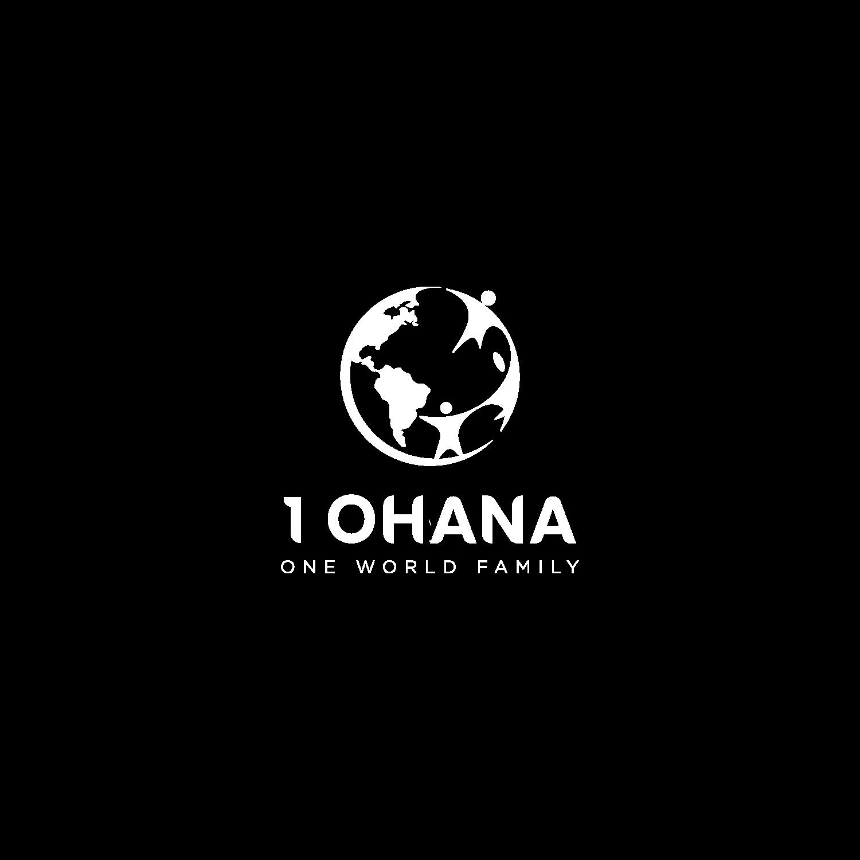 Inspiring logo & brand for 1 Ohana Global Charity