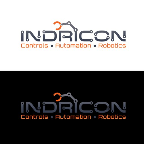 Logo Design for Indricon Automation