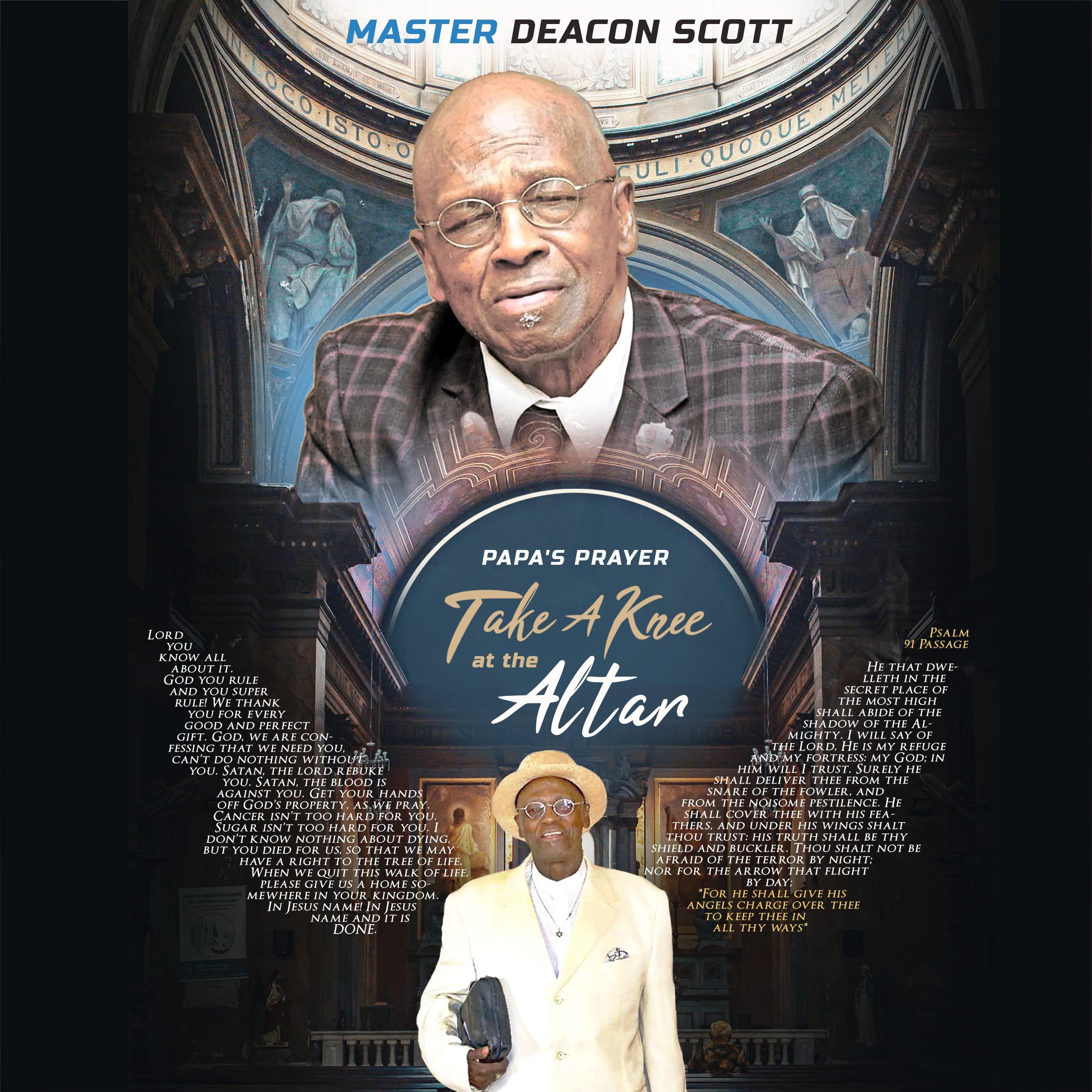 Papa's Memorial Poster