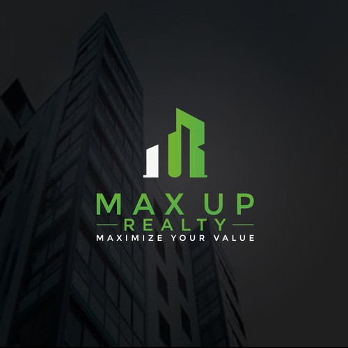 Win design for Max Up Realty