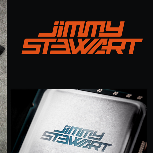 New logo wanted for Jimmy Stewart