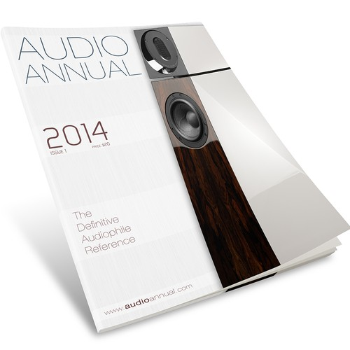 Audio Annual needs a new magazine cover