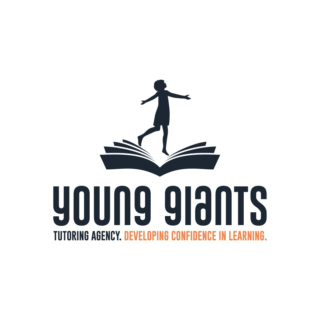 Logo for (initially) London based Young Giants Tutoring Agency
