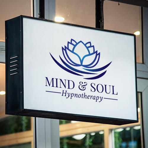 Logo concept for a hypnotheraphist