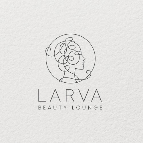 Larva Beauty Lounge Logo