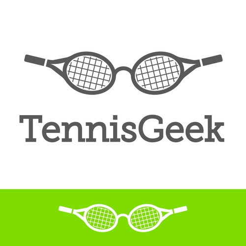 Simple design for TennisGeek