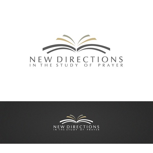 Create the next logo for New Directions in the Study of Prayer