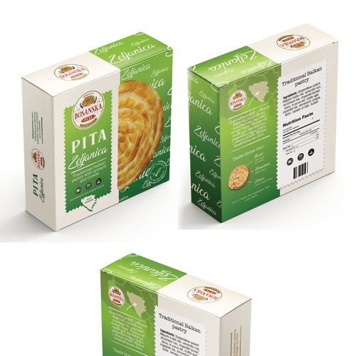 Package design concept