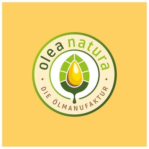 Leckeres, ansprechendes Logo für eine Ölmanufaktur