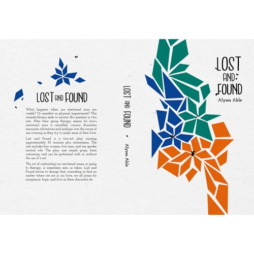 Book cover: LOST AND FOUND