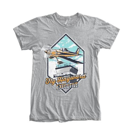 Aircraft Fly Hayward
