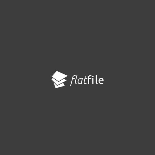 Logo Concept for flatfile.