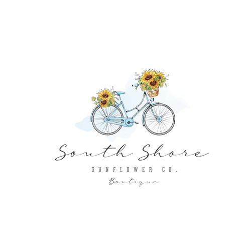 South Shore logo design