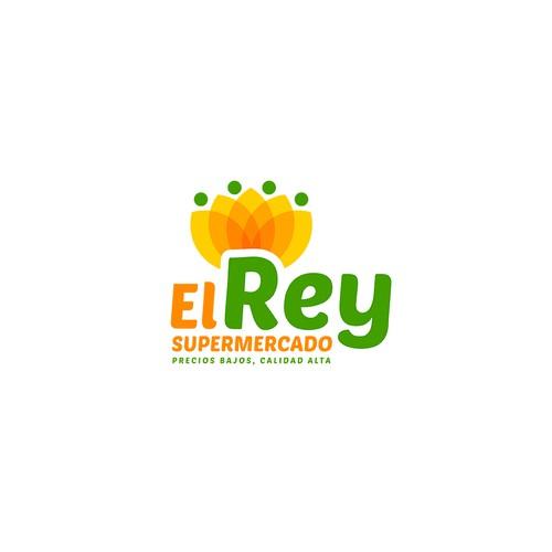El Rey logo exploration