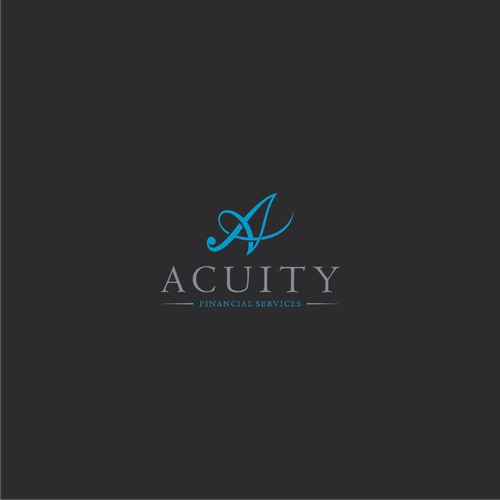 Elegant Logo for Financial Business.