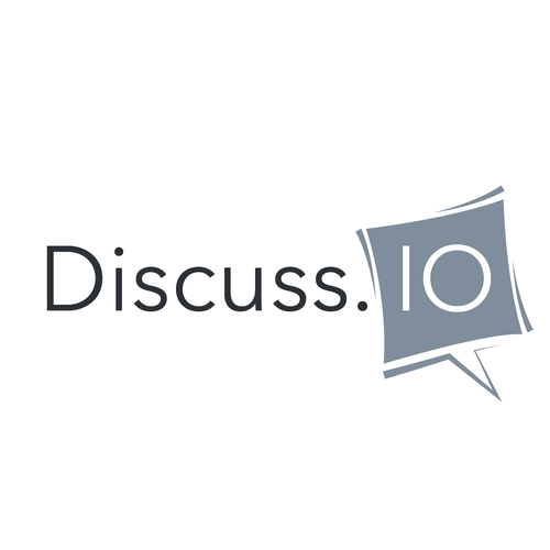 logo for Discuss.IO