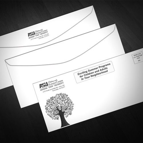 *Guaranteed* Envelope design wanted for The Institute of Reading Development