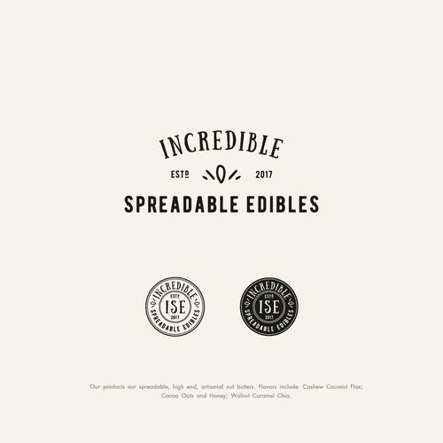 Logo for Incredible Spreadable Edibles
