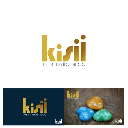Logo design for a Fair Trade Blog