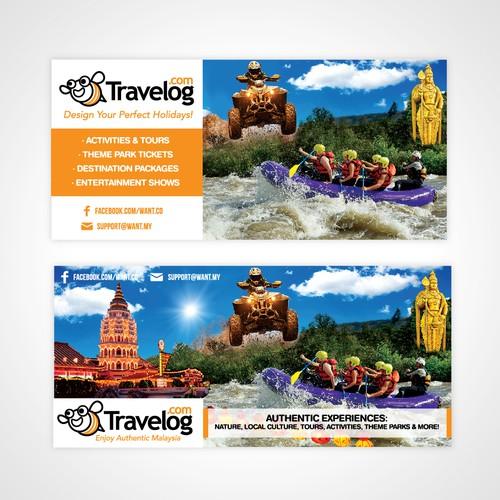 Web banner-ad Design