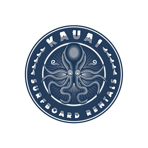 Kauai Surfboards Logo