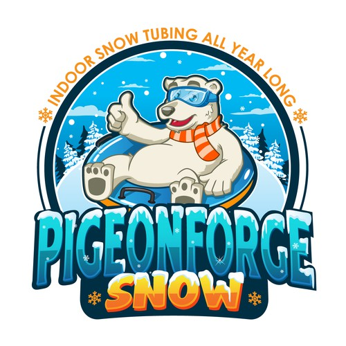 PigeonForge Snow