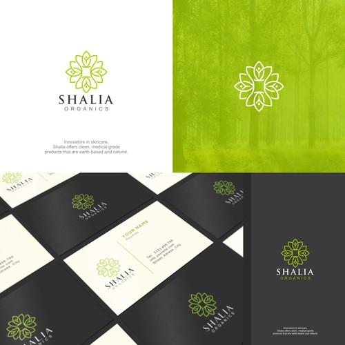 Logo Cosmetic & Beauty