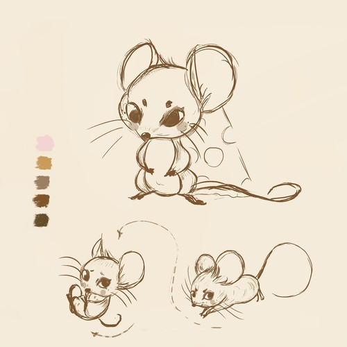 design of the main character