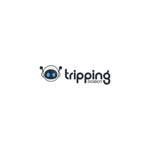 Tripping Robot logo