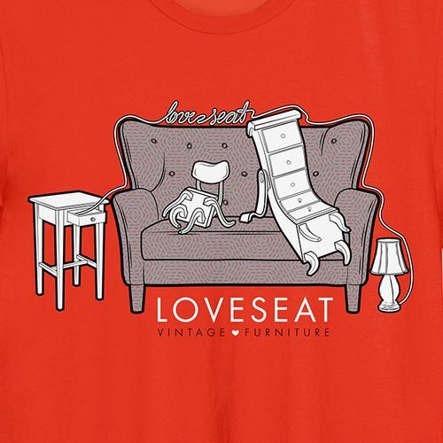 T-shirt design contest winner