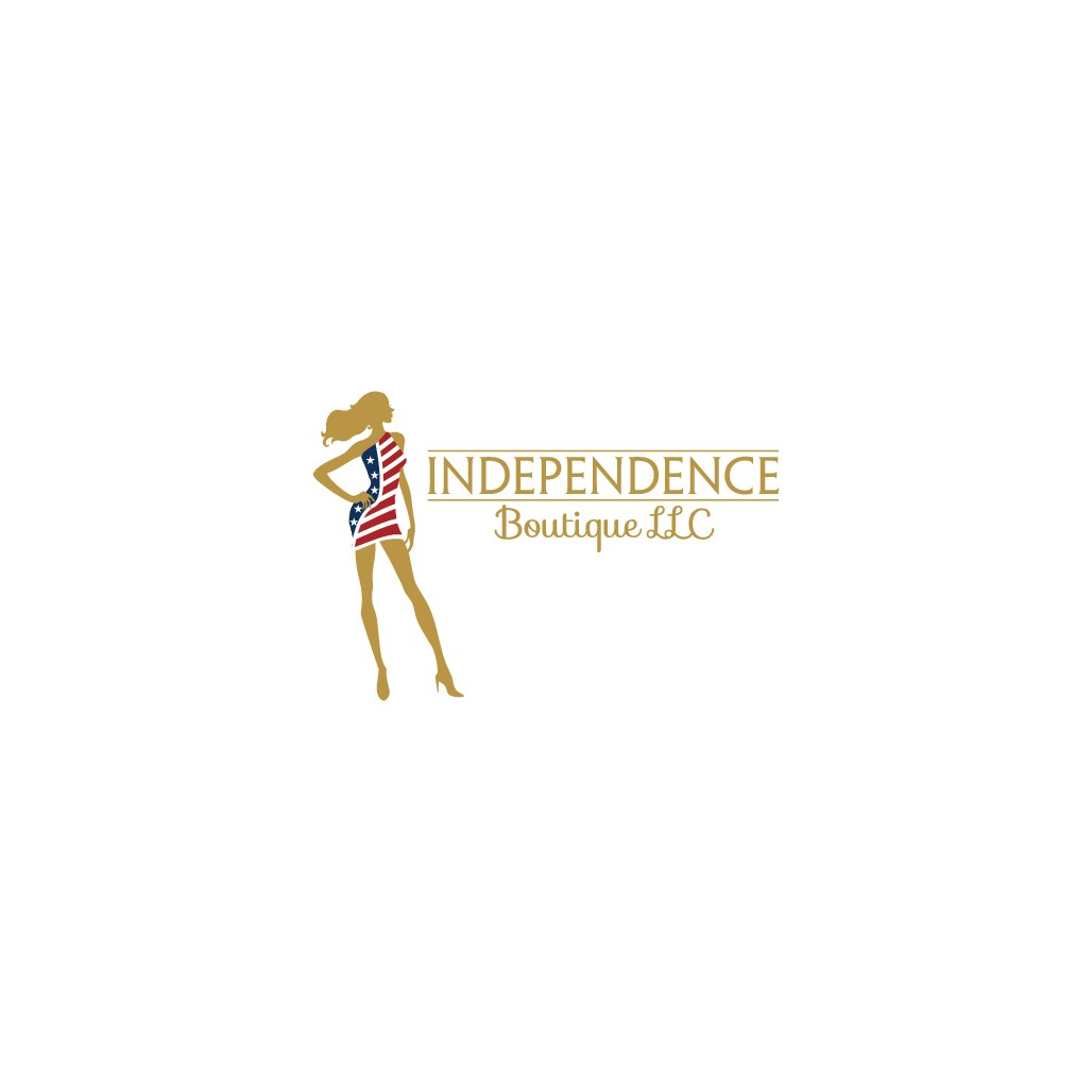 Independence Boutique female empowerment logo