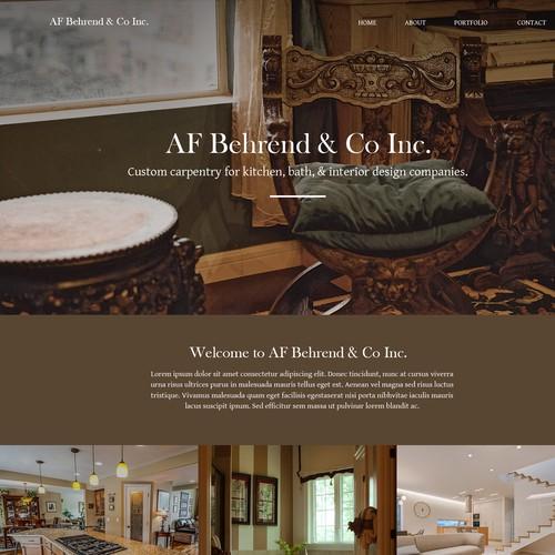 AF Behrend & Co Inc.