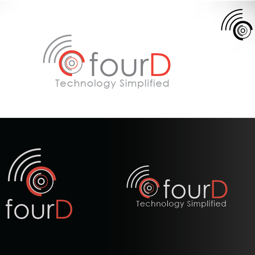 Logo design for Home and Commercial Tech Integration company