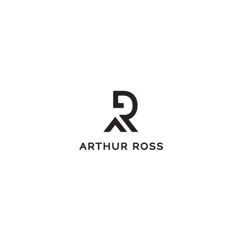 Bold logo for a commercial photographer