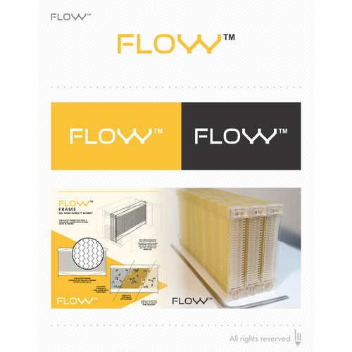 Logo concept for Flow