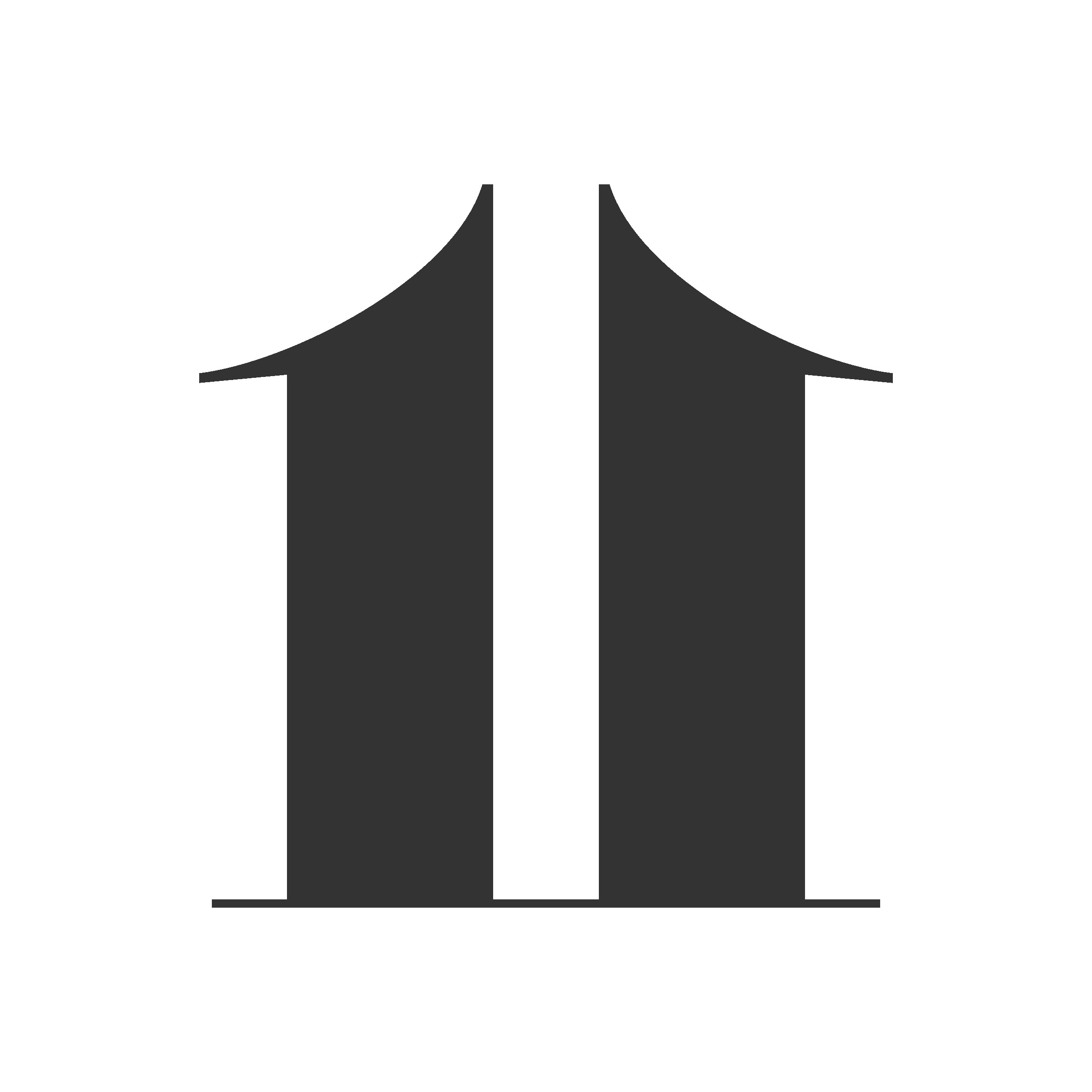 Logo iconico Back Label Athletic