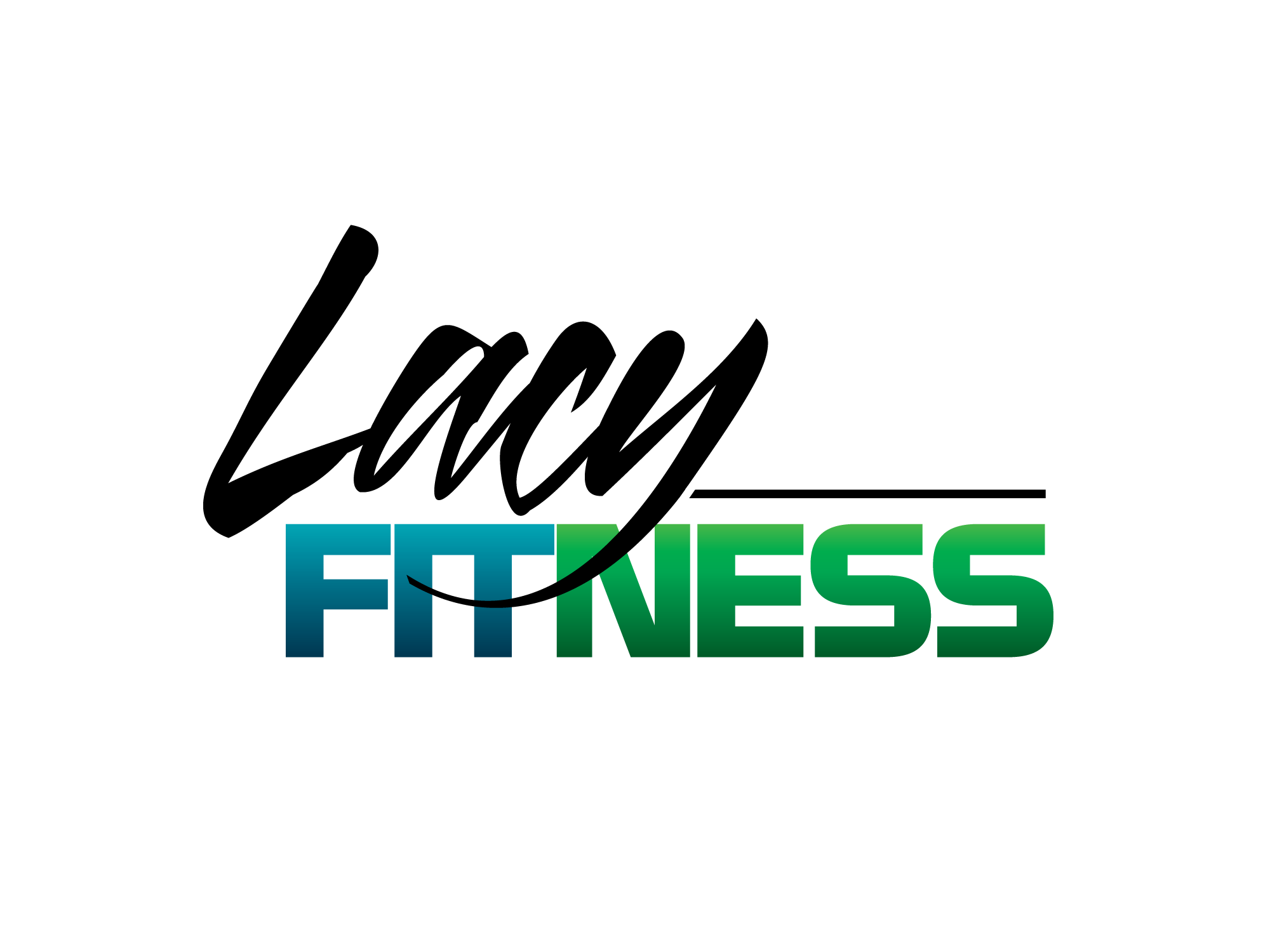 Help Lacy Fitness with a new logo
