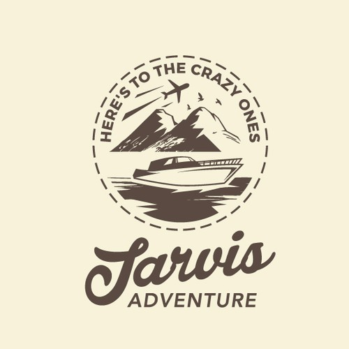 Design for Jarvis Adventure.