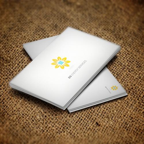 logo concept #2 for solar company