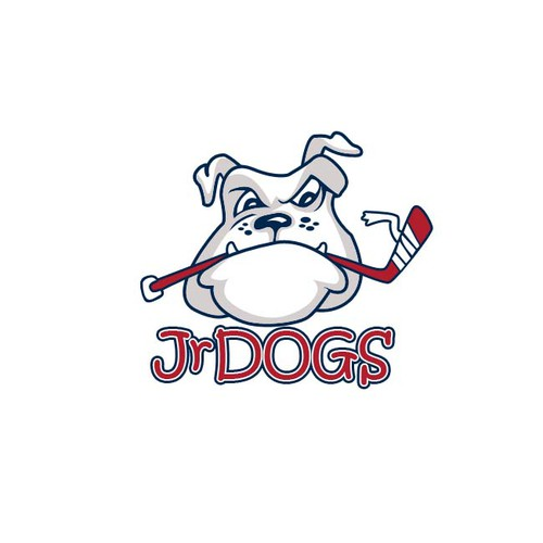 Help Jr DOGS with a new logo