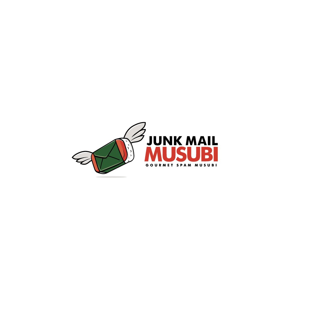 Junk Mail Musubi is looking for a simple yet creative logo with a hawaiian flavor! Spam as focal point