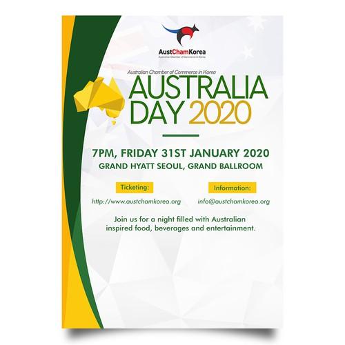Australia Day 2020 Poster