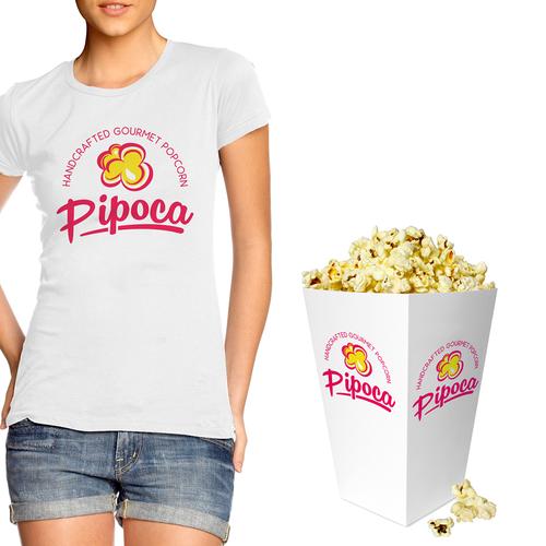 Pipoca - Handcrafted Gourmet Popcorn