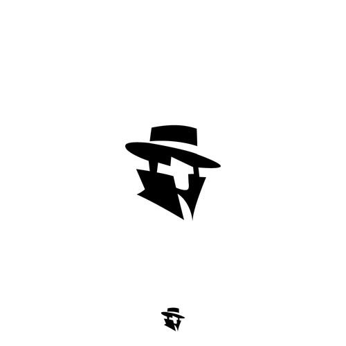 Simple Detective Logomark