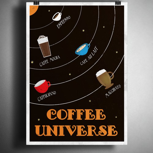 Coffee Universe poster