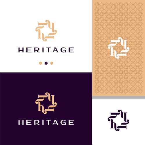 heritage fashion arabic