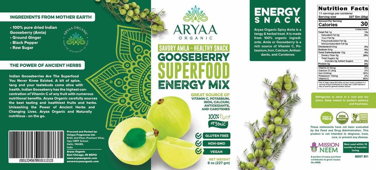 Aryaa Organic